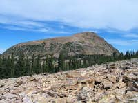 Murdock Mountain via Bald Mountain Pass