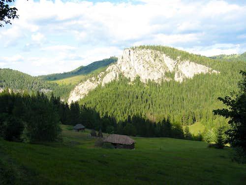 Surducel Rock (1068m)