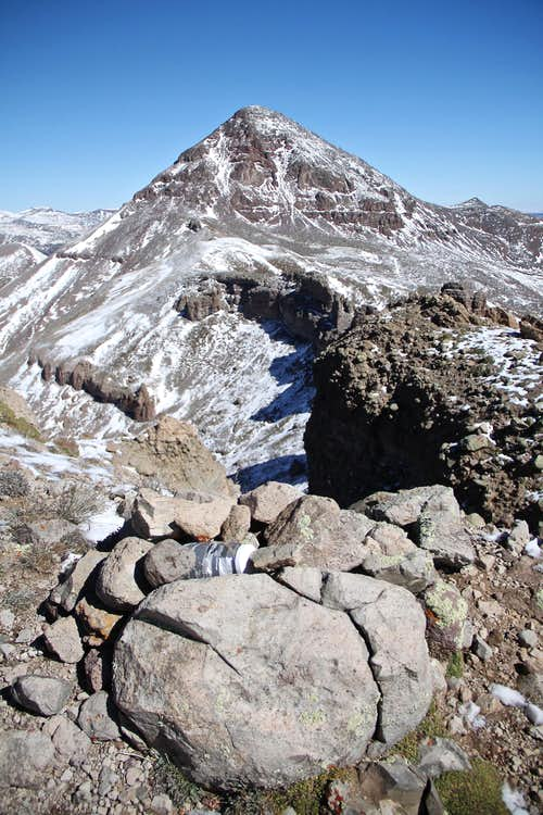 Summit of Window Peak