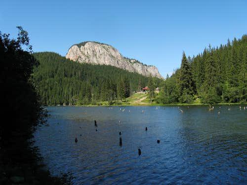 Red lake & Little Suhard