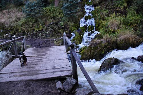 Weminuche Creek Bridge
