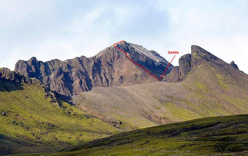 South Ridge (Normal) Kristinartindar