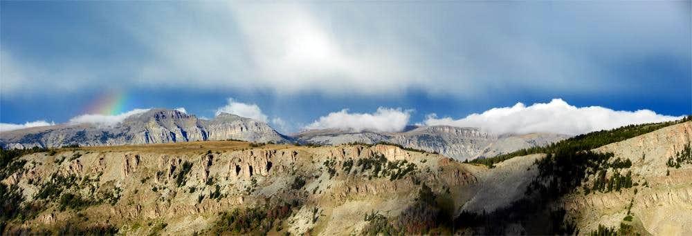 Sheep Mountain from Jackson Peak