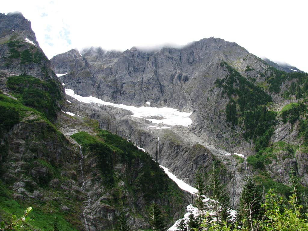 Cascade Pass Trailhead