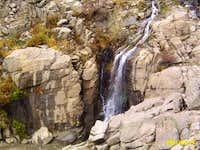 ganjanemeh waterfall