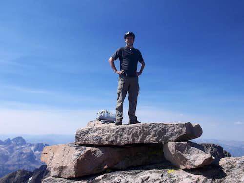 Granite Peak Hike 2013
