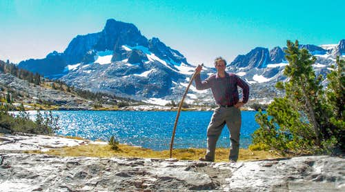 Banner Peak & Thousand Island Lake