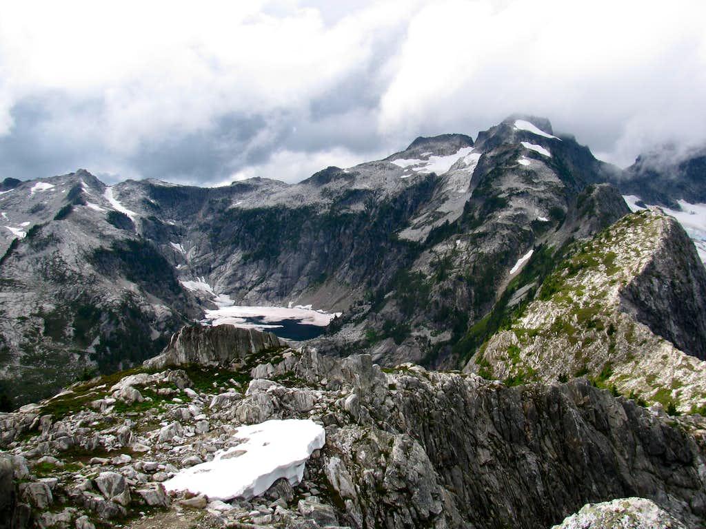 X Mountain