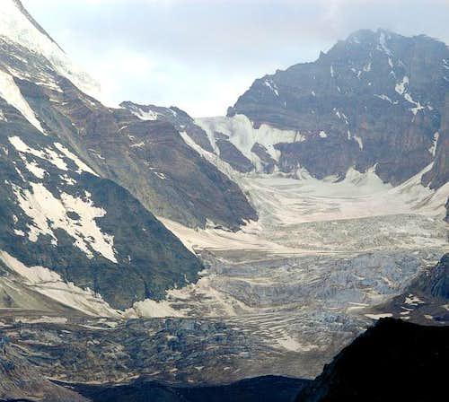 Tiefmatten Glacier,...