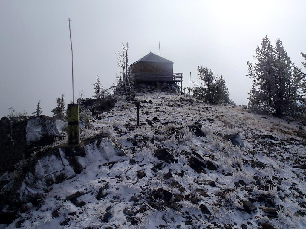 Tyee Mountain Lookout