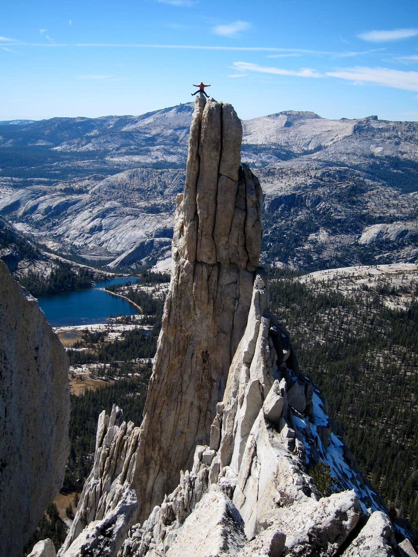 Summit of Eichorn Pinnacle