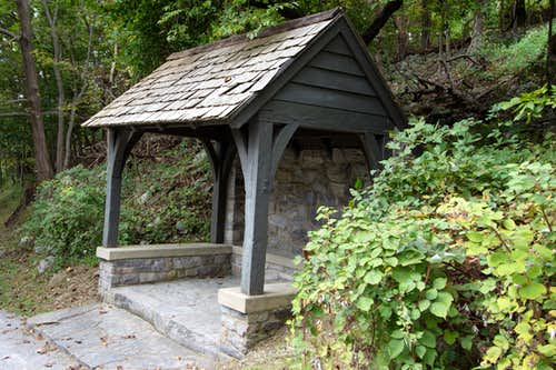 Trailside Shelter