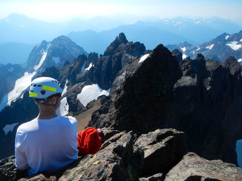 Mount Constance Summit