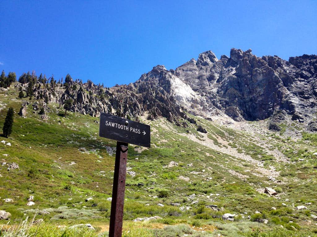 Sawtooth Pass