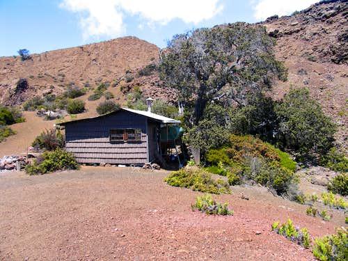 Summit Cabin (back)