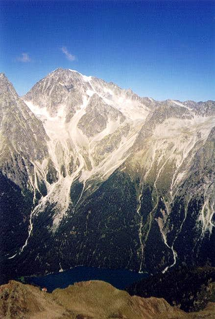 Summit View from Rote Wand:...