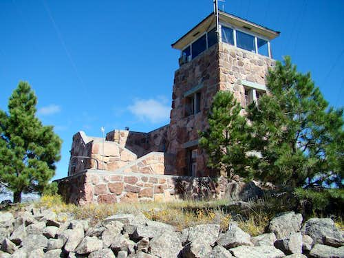 Mount Coolidge Historic Fire Tower