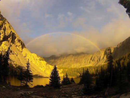Little Bear Peak / Lake Como