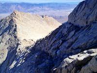 Mount Russell East Ridge