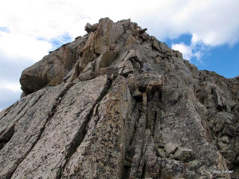 SE Ridge of Elephant Head