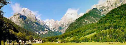 Koritnica Valley
