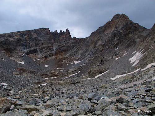 Dinwoody Peak