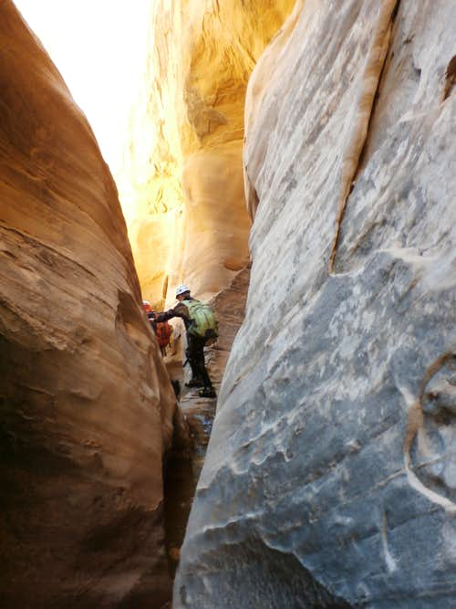 Miners Hollow/Knotted Rope Canyon