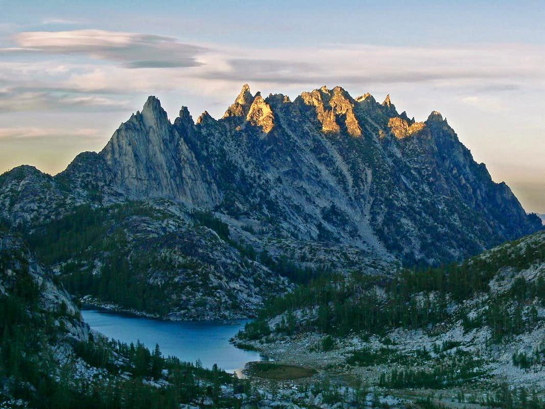 Alpine Lakes Wilderness Climbing Hiking