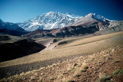 Andes 6000m Peaks