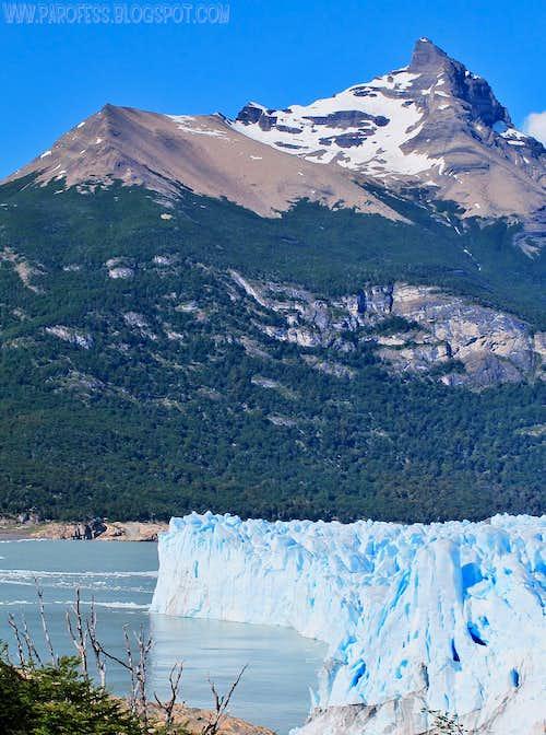 Cerro Perito Moreno, and Perito Moreno Glacier