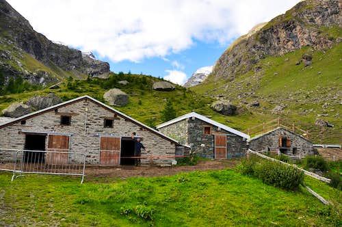 Petit Aver Grand-Alpe last Alpages
