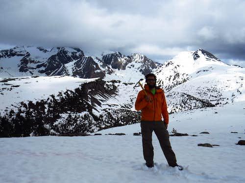 Summit of Campion