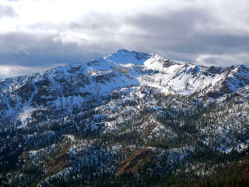 Earl Peak East Face