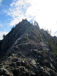 Lena East Peak North Ridge