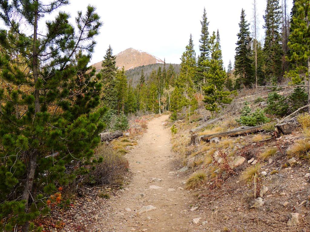 Herman Lake Trail