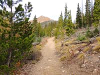 Herman Lake Trail