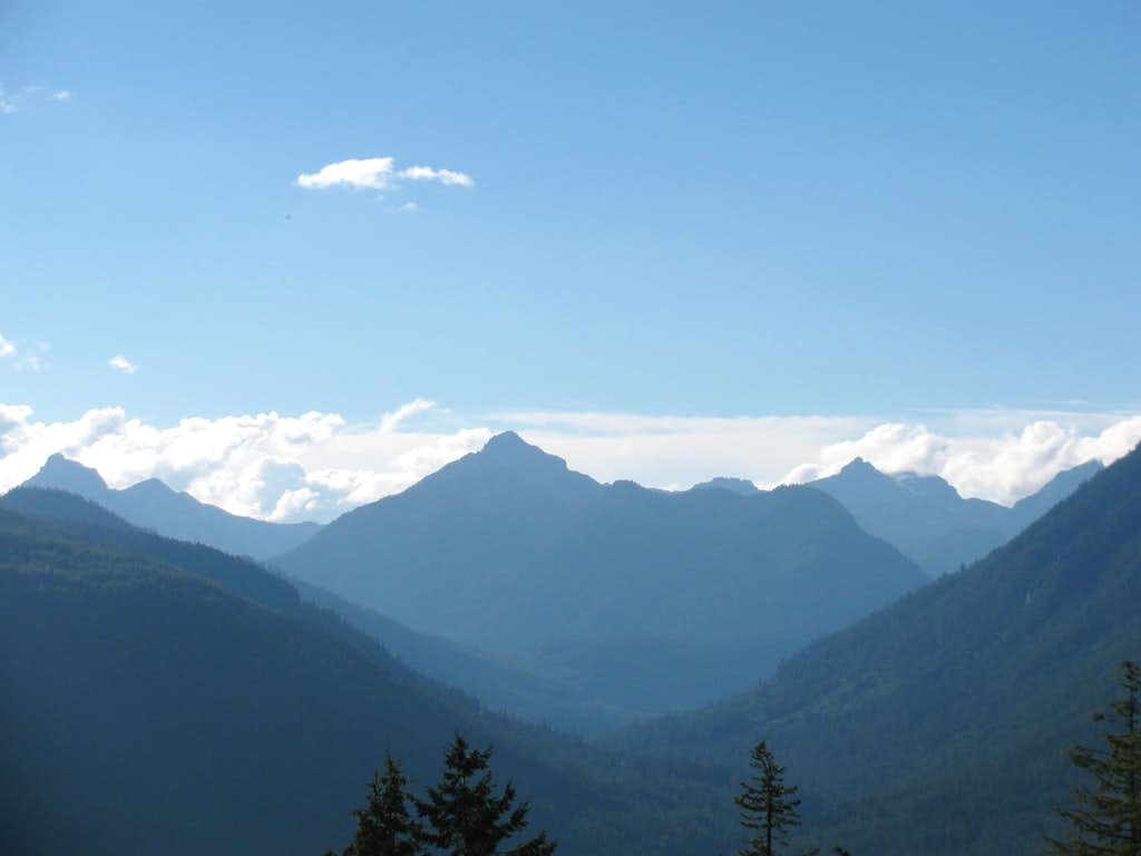 Jolly Mountain Trail