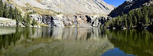 Willow Lake Panorama