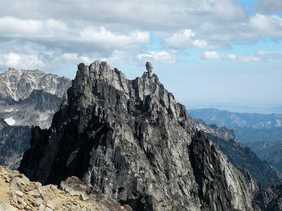 Sherpa Peak from Stuart