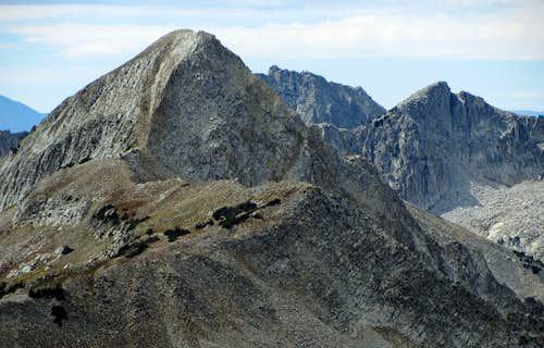 Alpine Ridge peaks