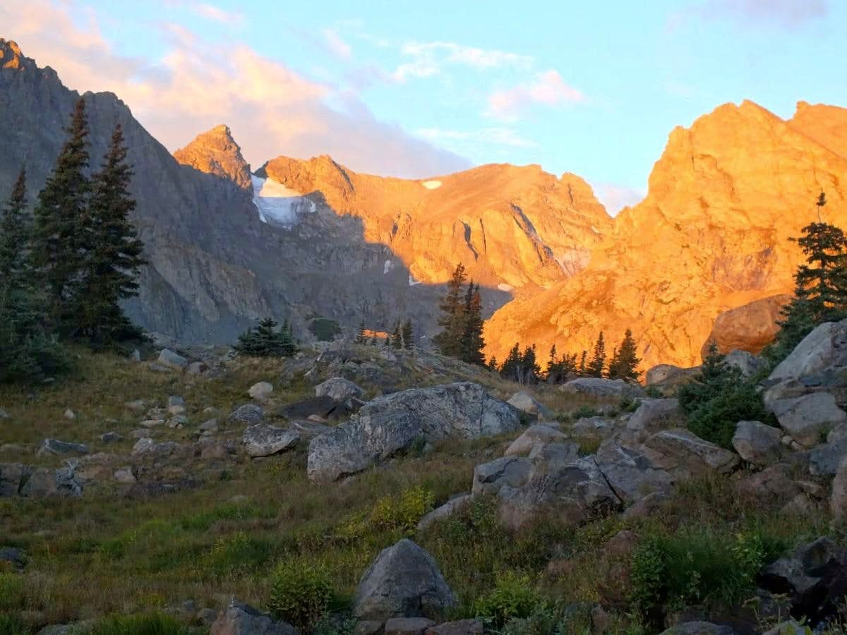 Abbreviated Success: Indian Peaks Traverse Attempt Squandered on Shoshoni Peak Summit