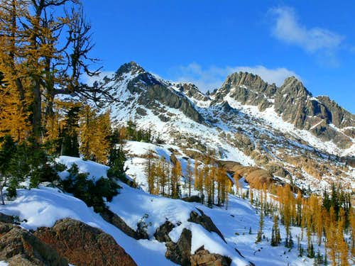 Ingalls and Headlight basin
