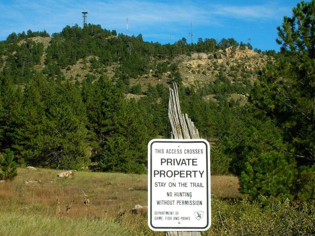 Battle Mountain Restrictions