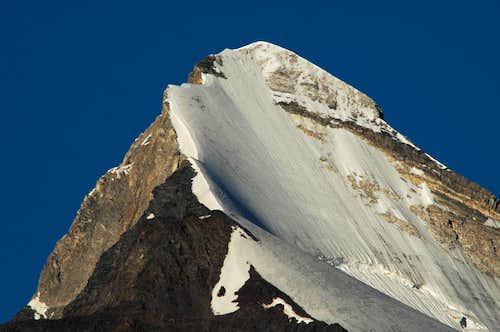 Brunegghorn NE ridge