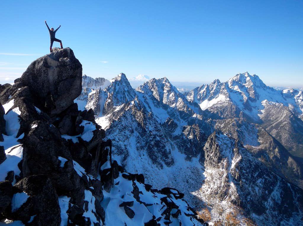 Cannon Mountain Summit
