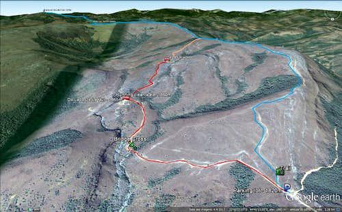 Tamanduá-Bandeira Peak info image 2