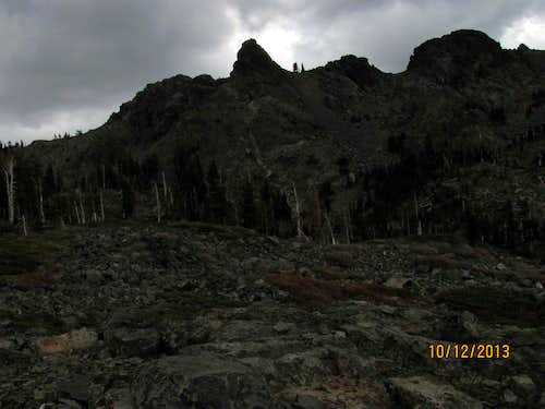 Black Buttes