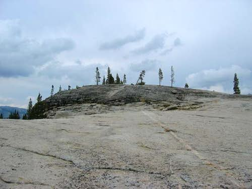 True summit of Pothole Dome-...