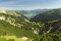 Lechtal Alps and Ferwallgroup