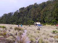 Kalimati camping Area